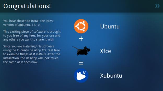 Ubuntu setup process crash