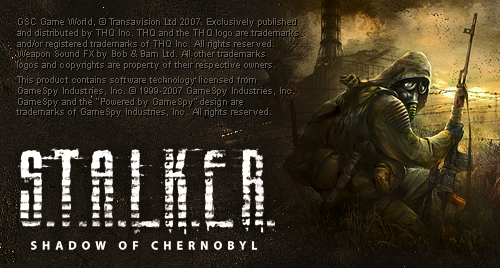 S.T.A.L.K.E.R.: Shadow of Chernobyl Splash