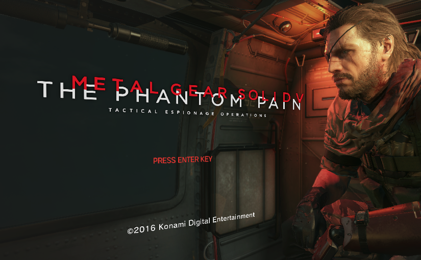 Review MGSV: The Phantom Pain