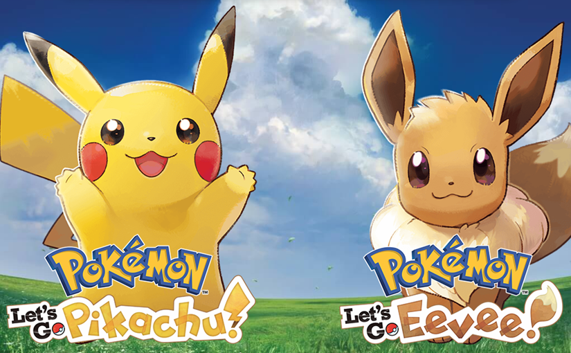 Pokemon Let's Go Pikachu: review