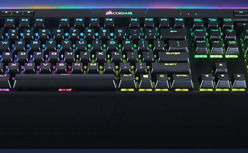 Going mechanical: Corsair K95?